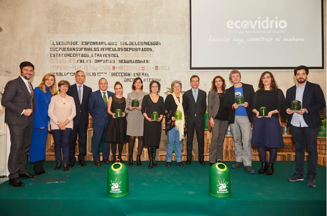 manola brunet premios ecovidrio 2018